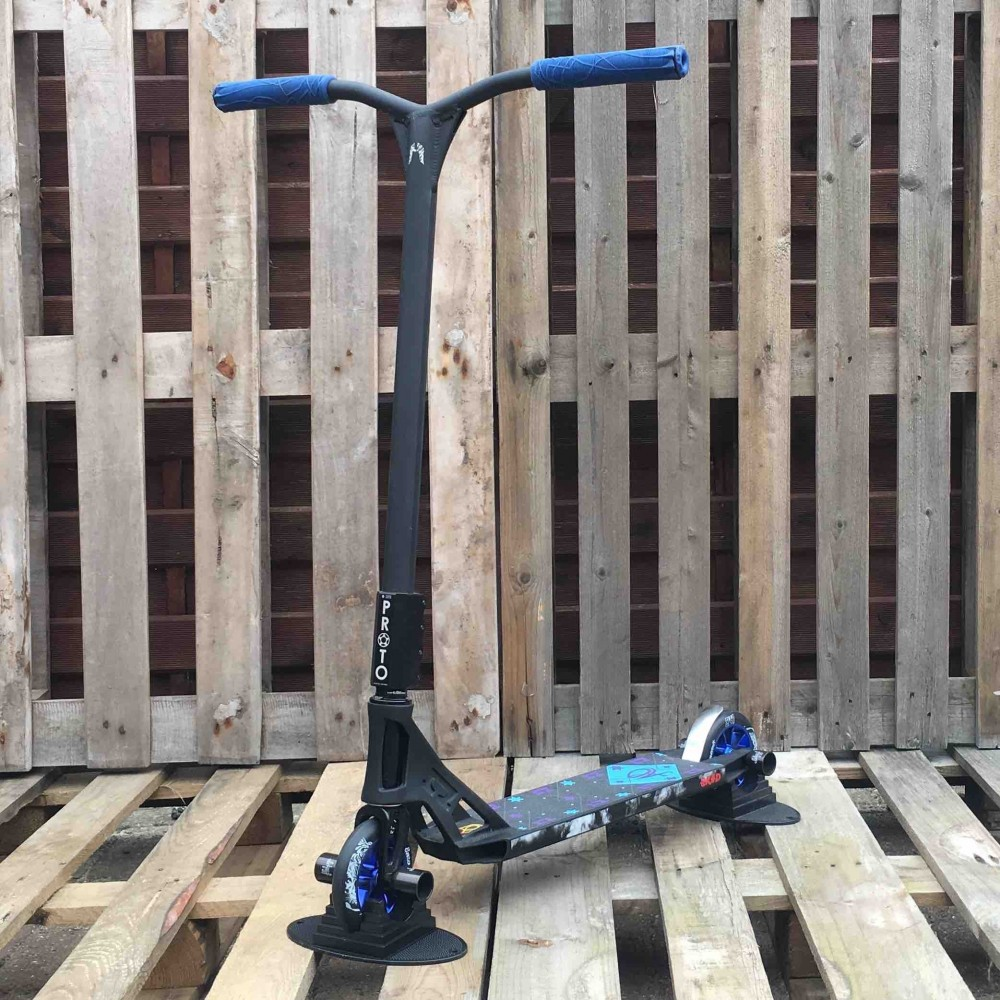 AJ NO. 17 custom complete scooter