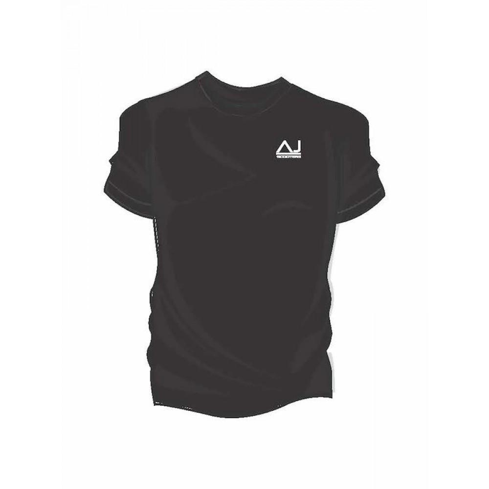 AJ T-shirt lille logo-31