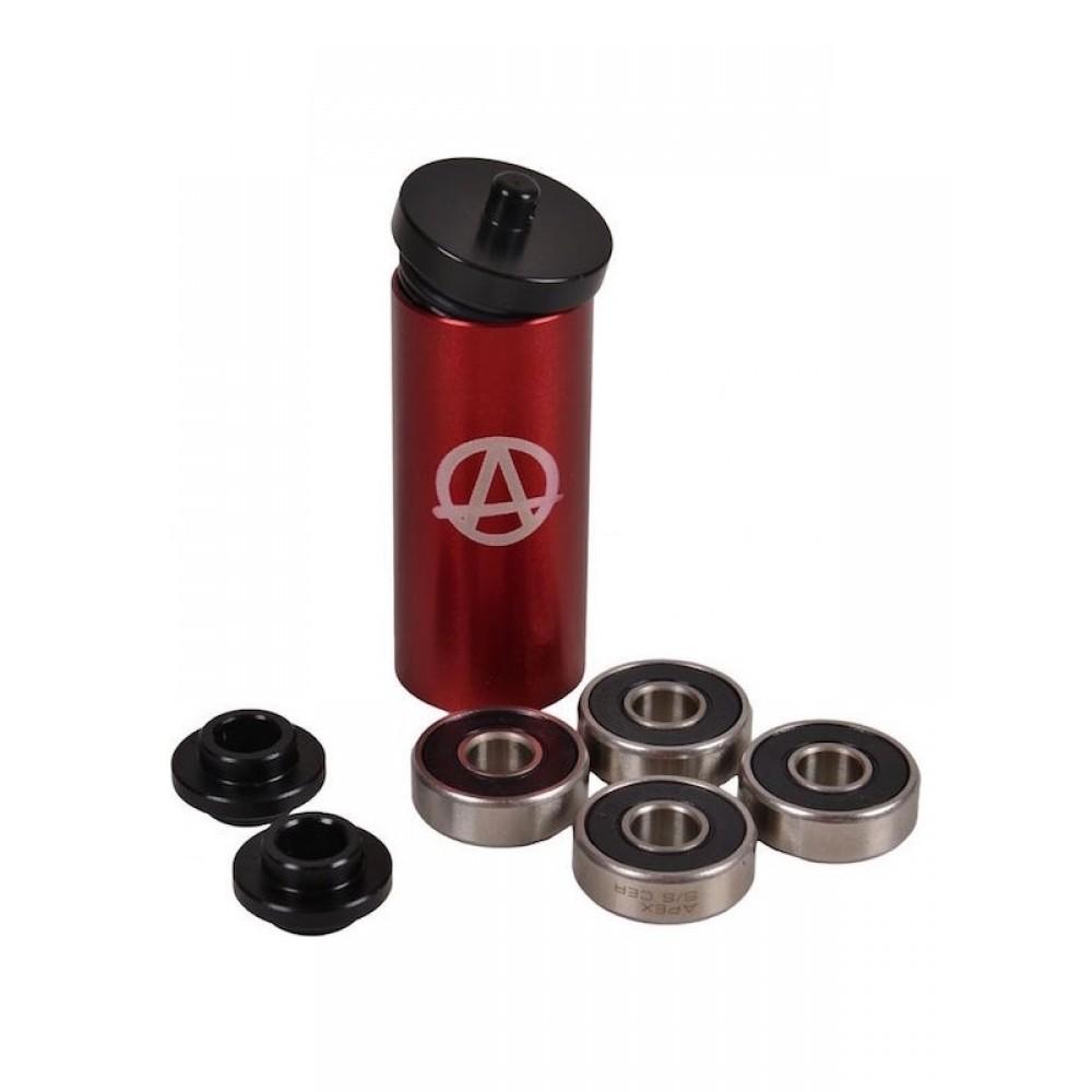 Apex keramiske kuglelejer
