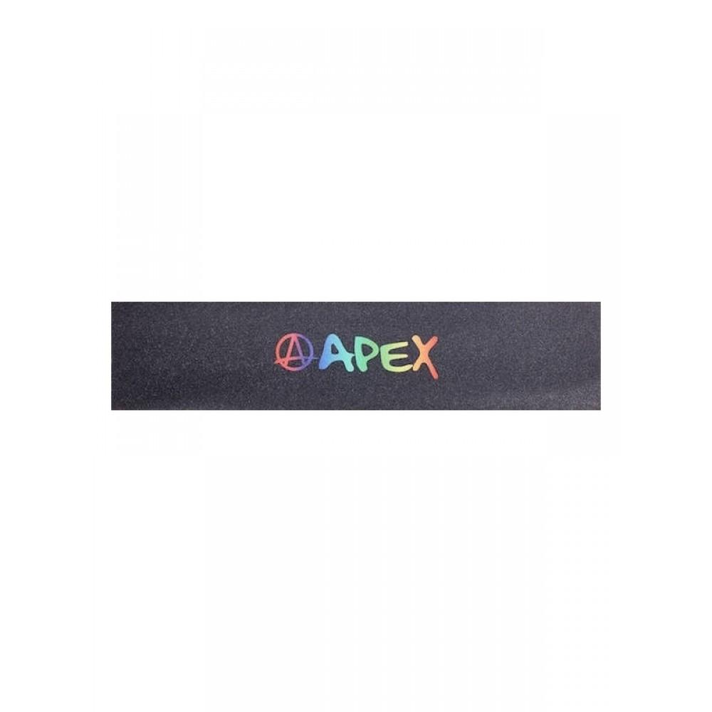 Apex rainbow griptape
