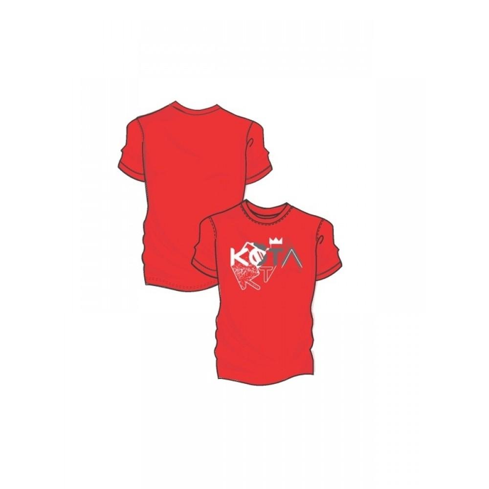 Kota T-shirt rød-33