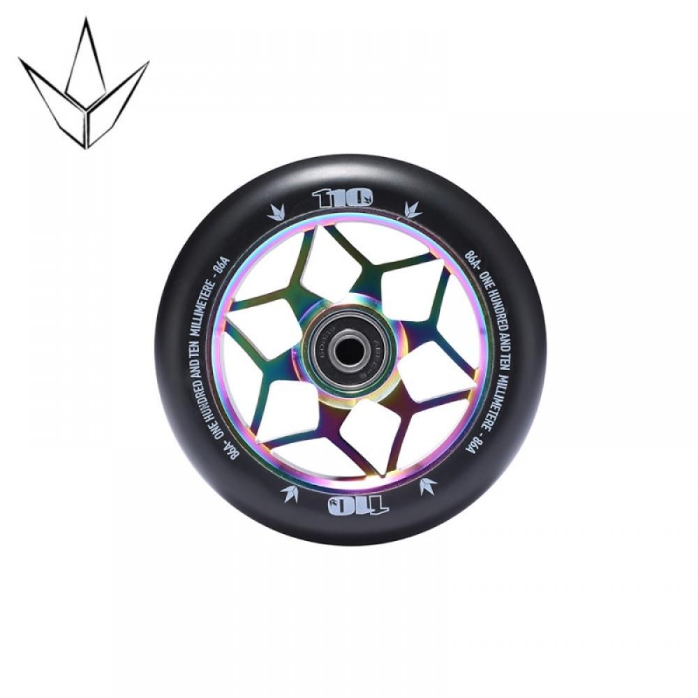 Blunt diamond hjul 110 mm neochrome