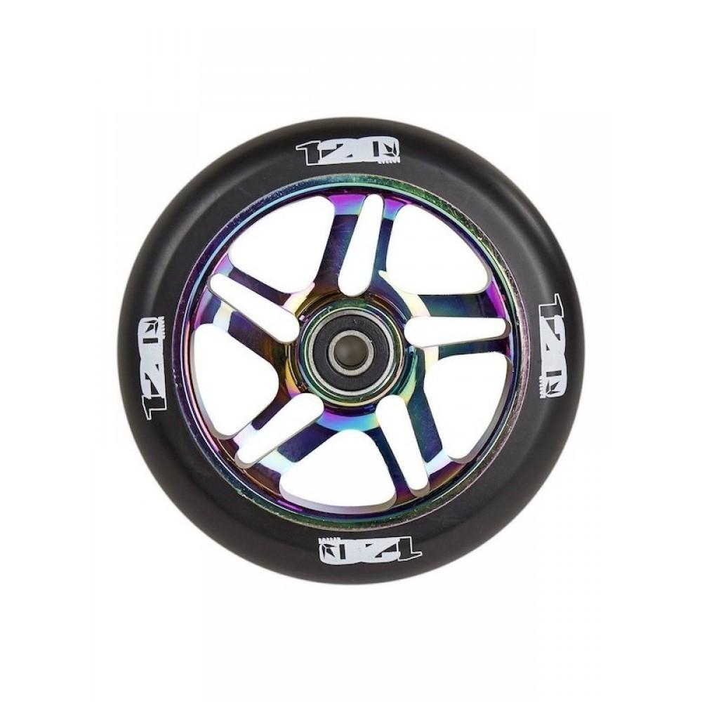 Blunt hjul 120 mm