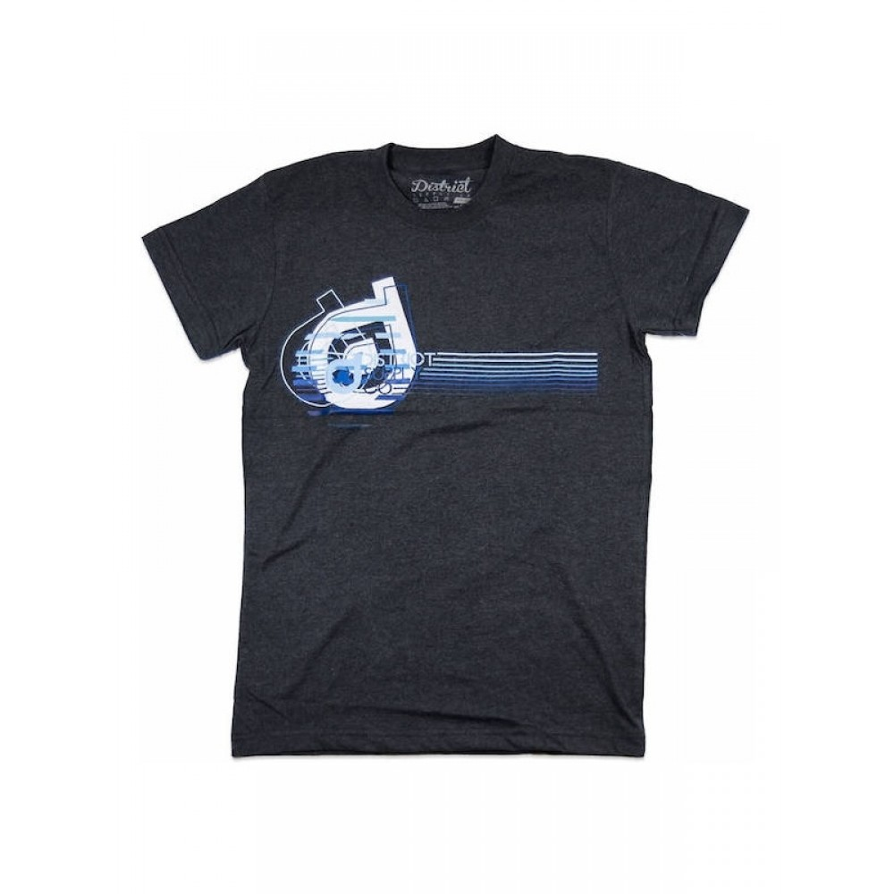 District Supply Co Neon T-shirt