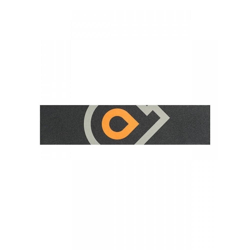 District S Series logo griptape orange