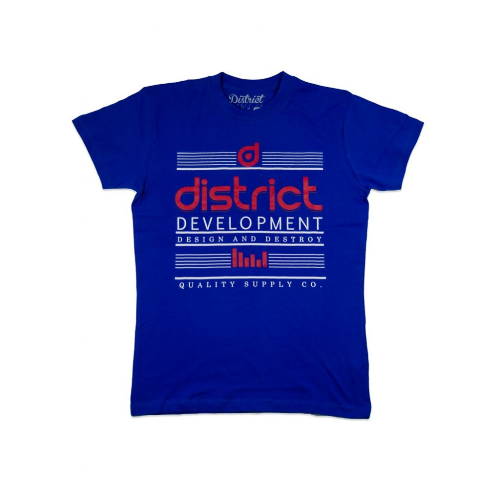 District Supply Co Destroy T-shirt