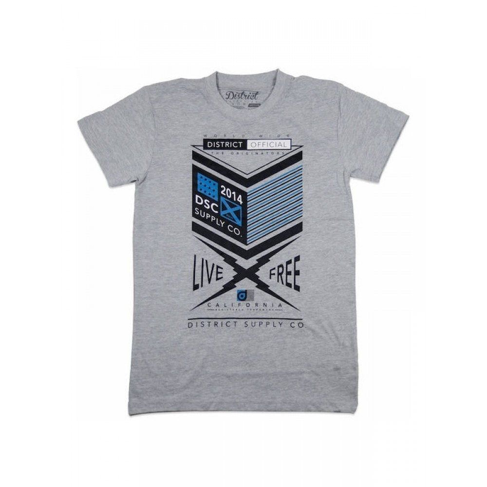 District Supply Co Form T-shirt