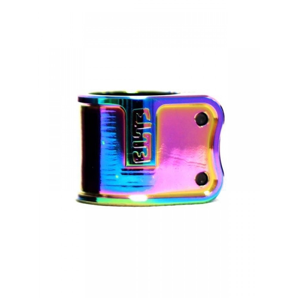 Elite Profile double clamp neochrome