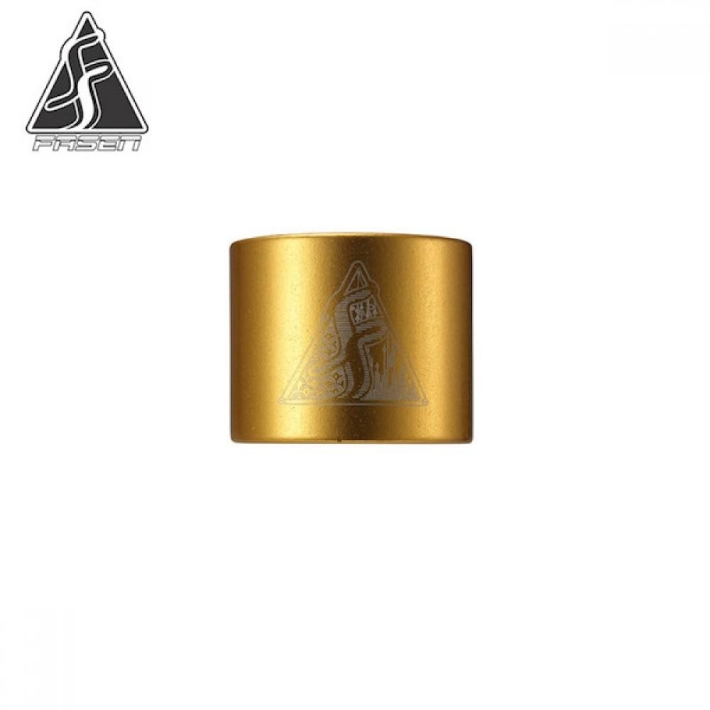 Fasen 2 bolt clamp guld