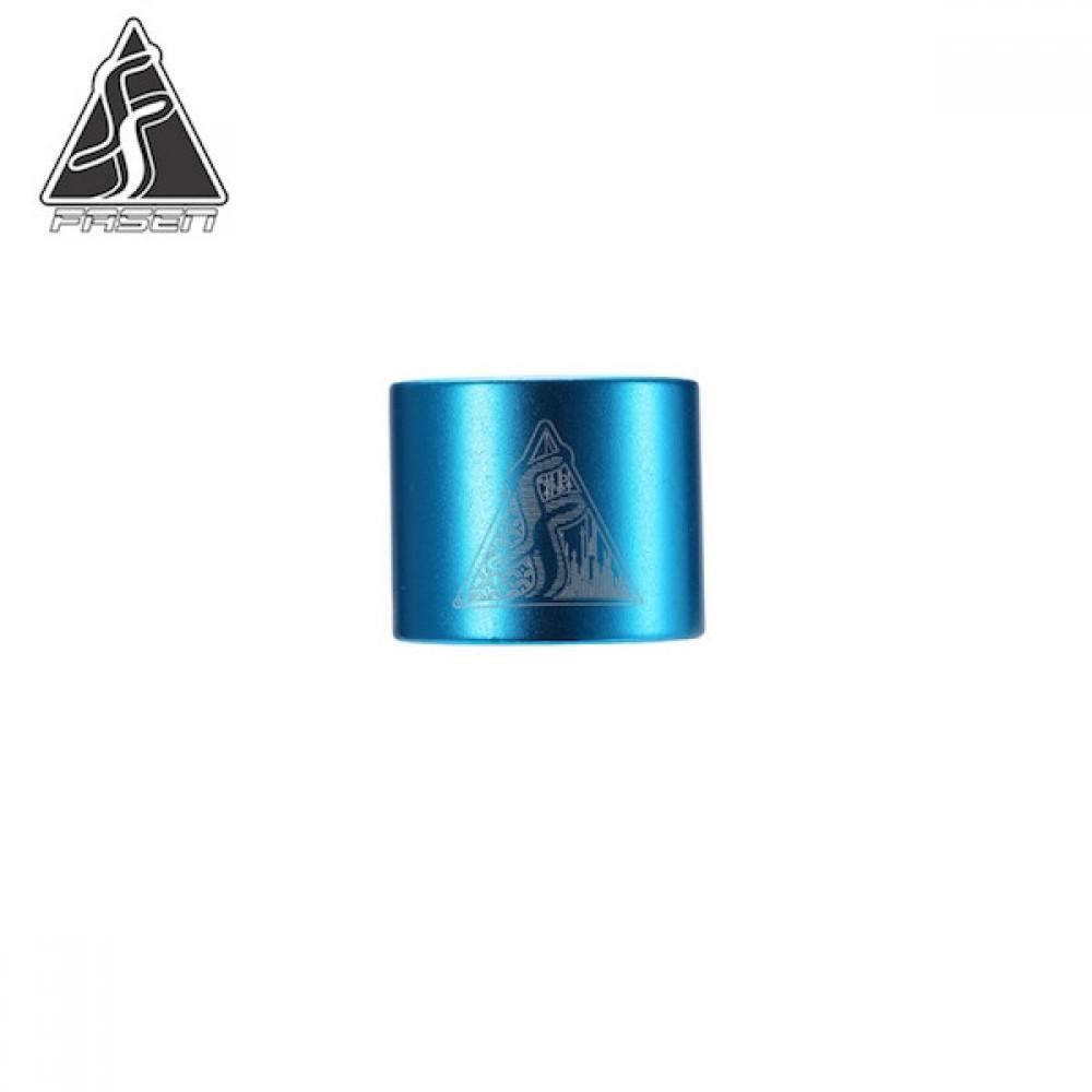 Fasen 2 bolt clamp teal