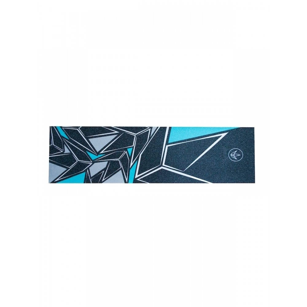 Blunt Griptape geometric teal