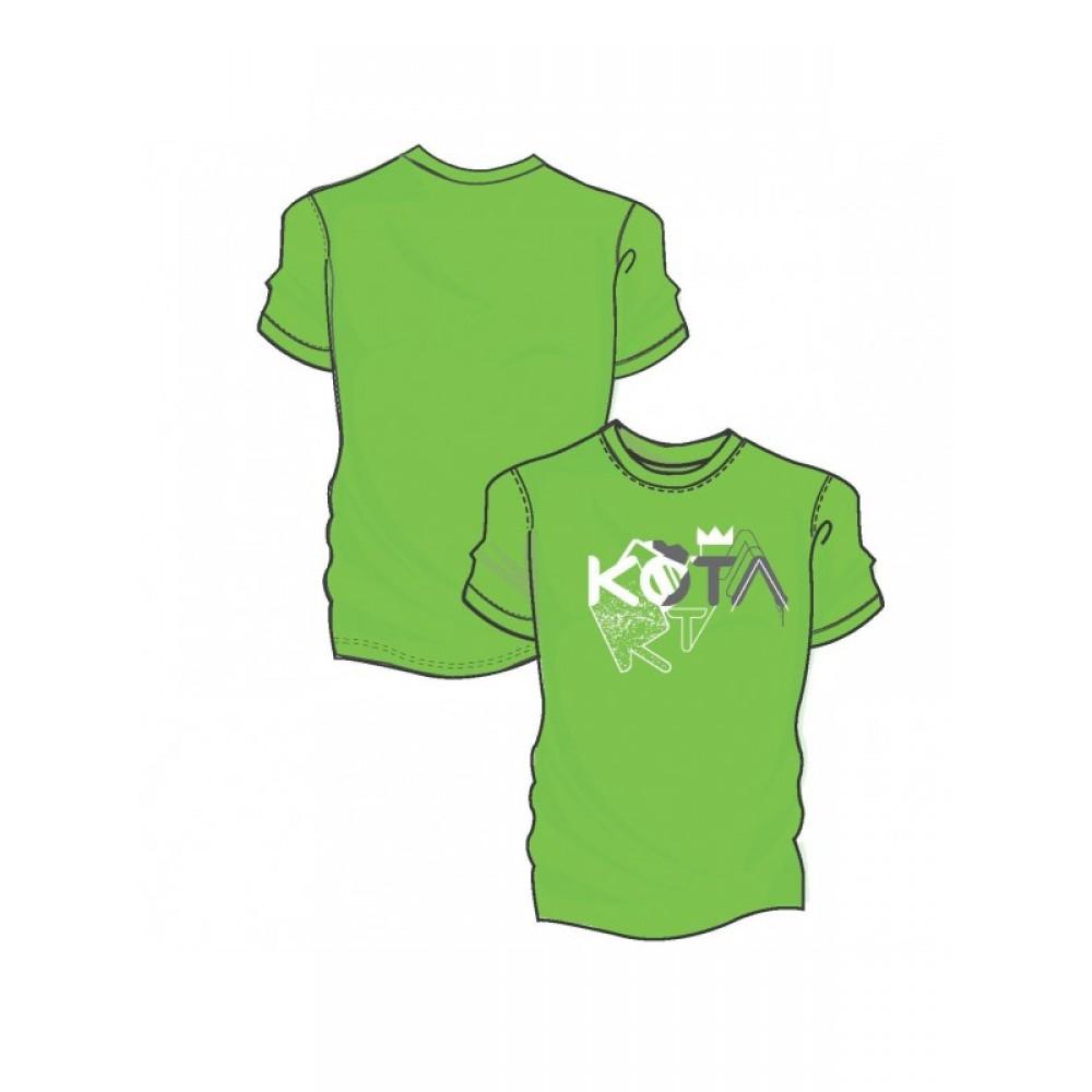 Kota T-shirt lime-32