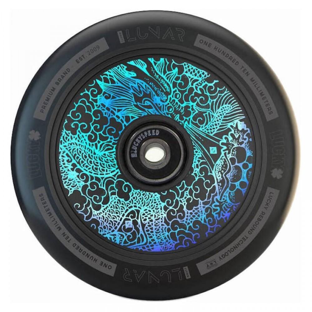 Lucky Lunar hjul til løbehjul