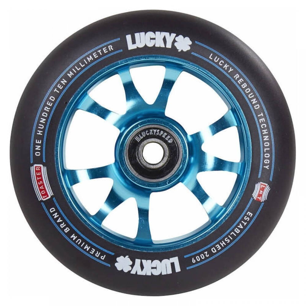 Lucky Toaster pro scooter wheel