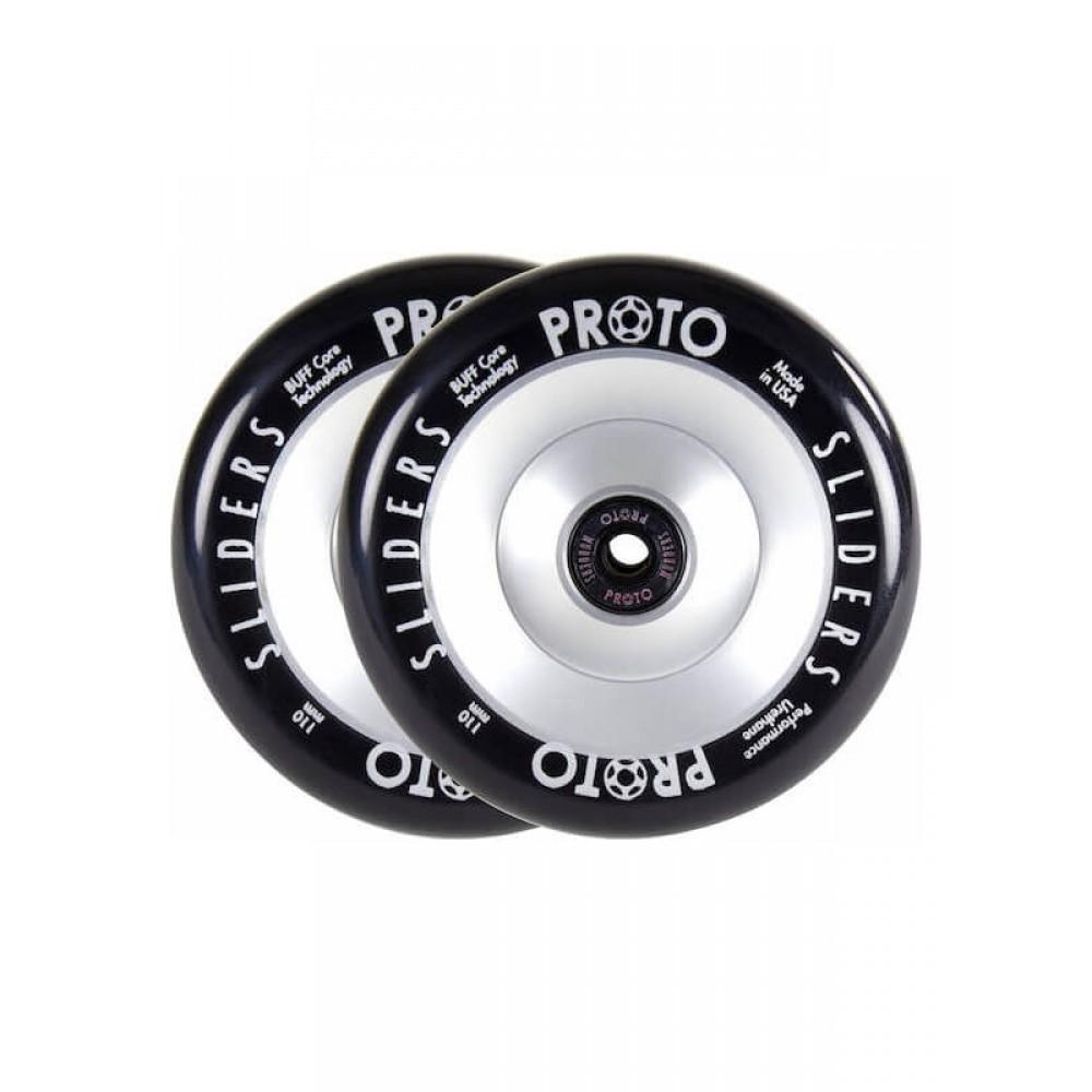 Proto full core gripper hjul til løbehjul