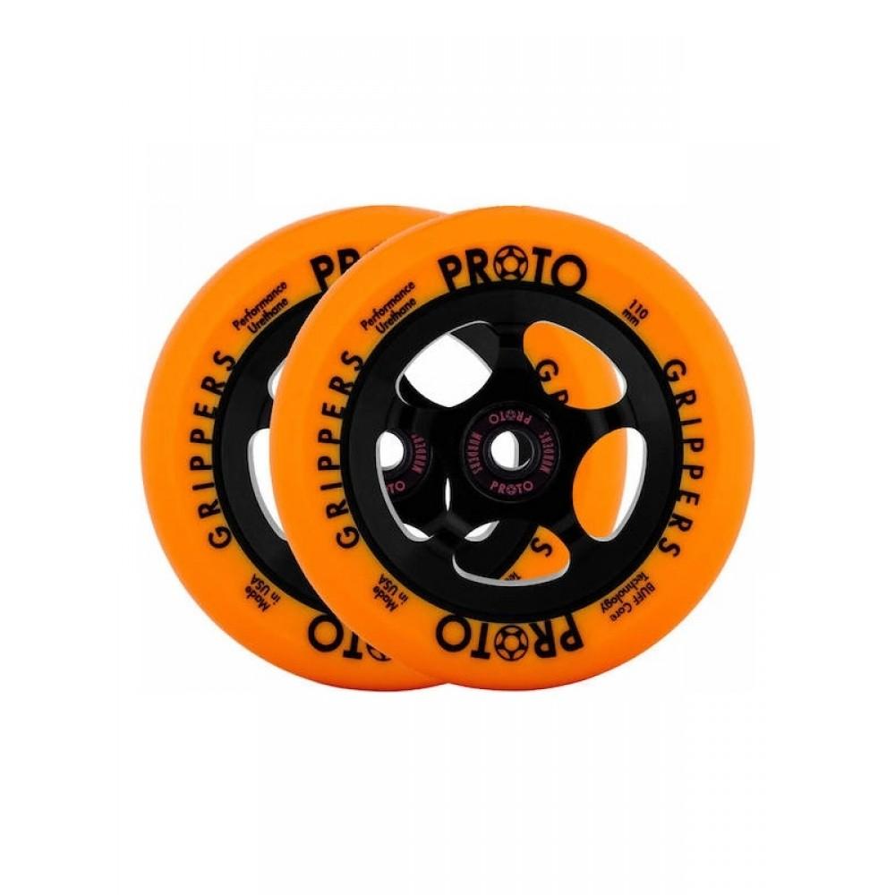 Proto gripper Day Glo hjul-315