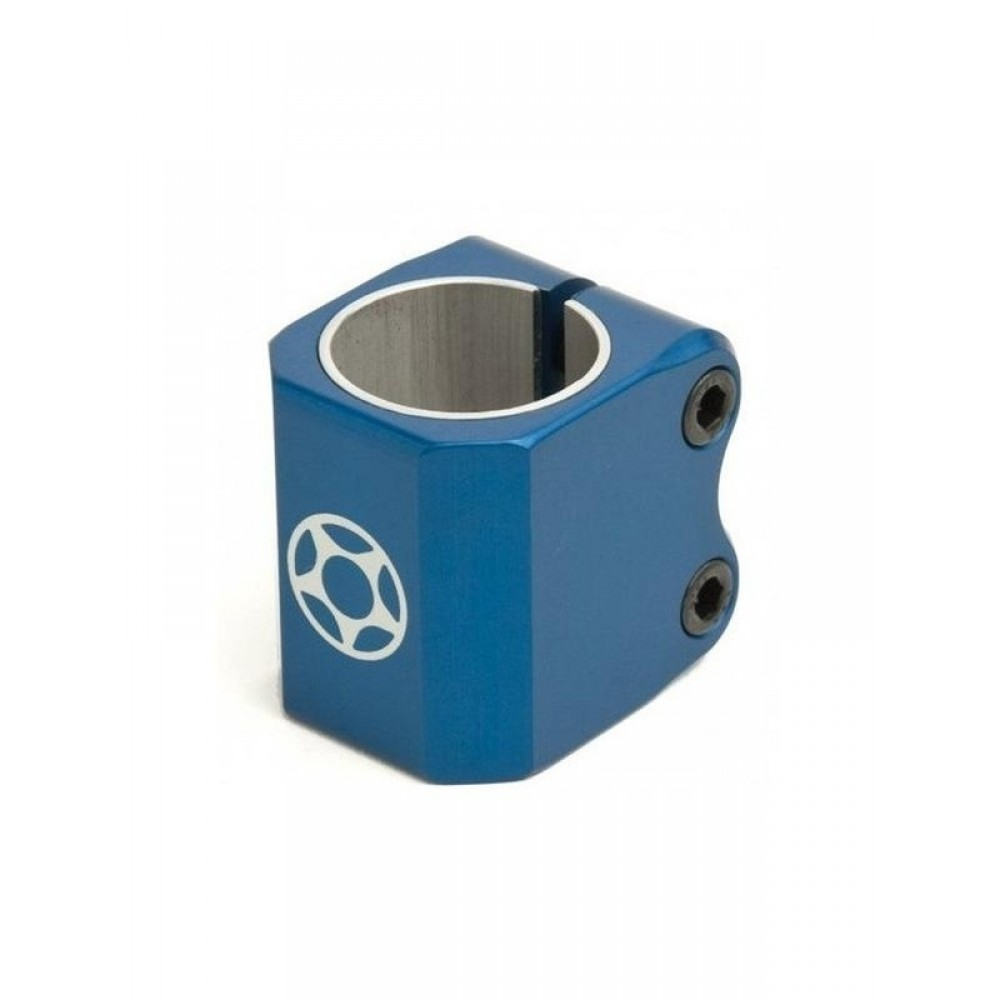 Proto Half Knuckle clamp blå