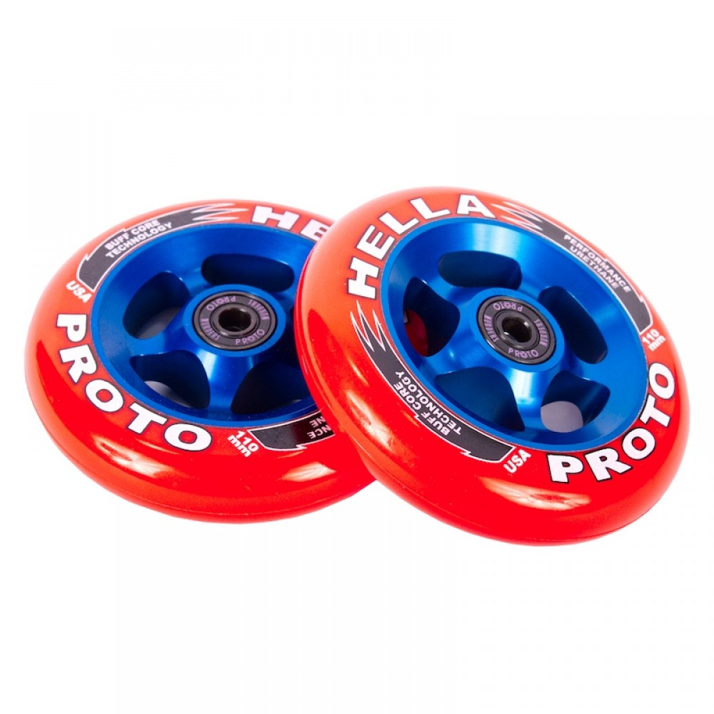 Proto full core gripper hjul