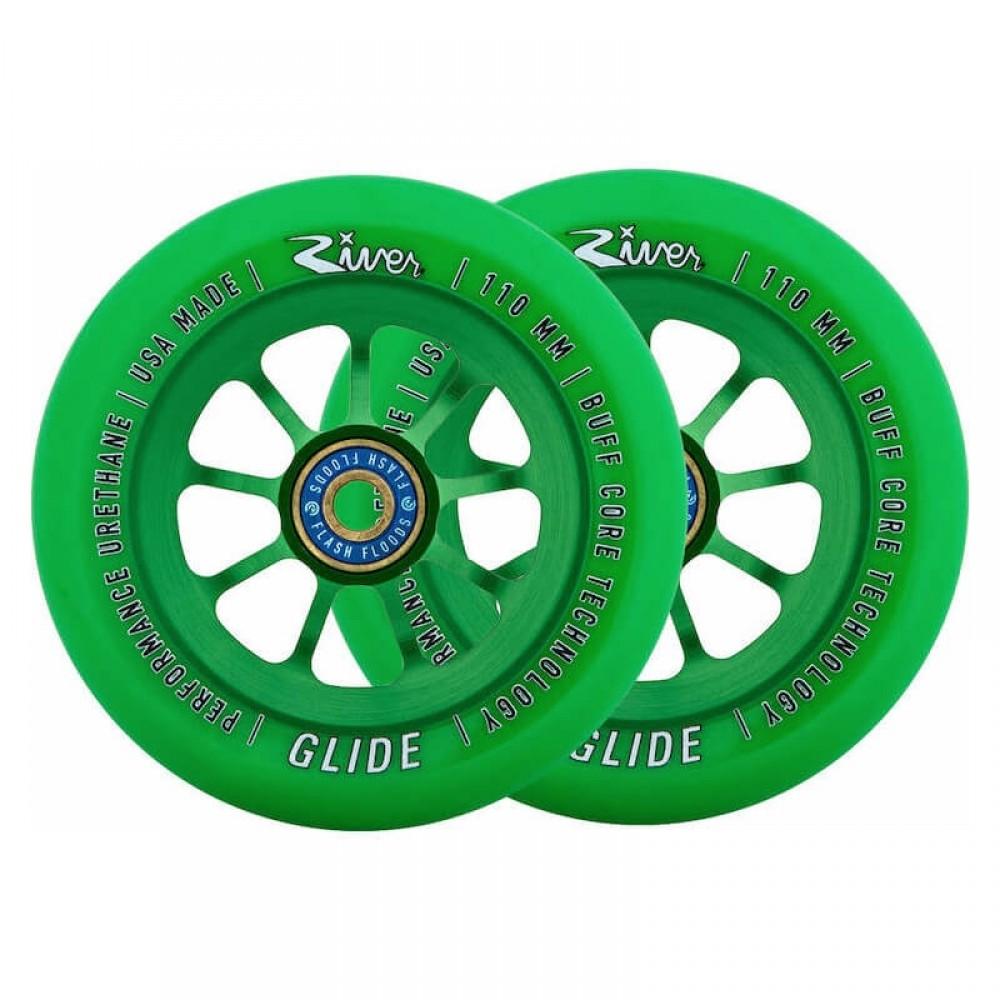 River Emerald Glide 110 mm wheel