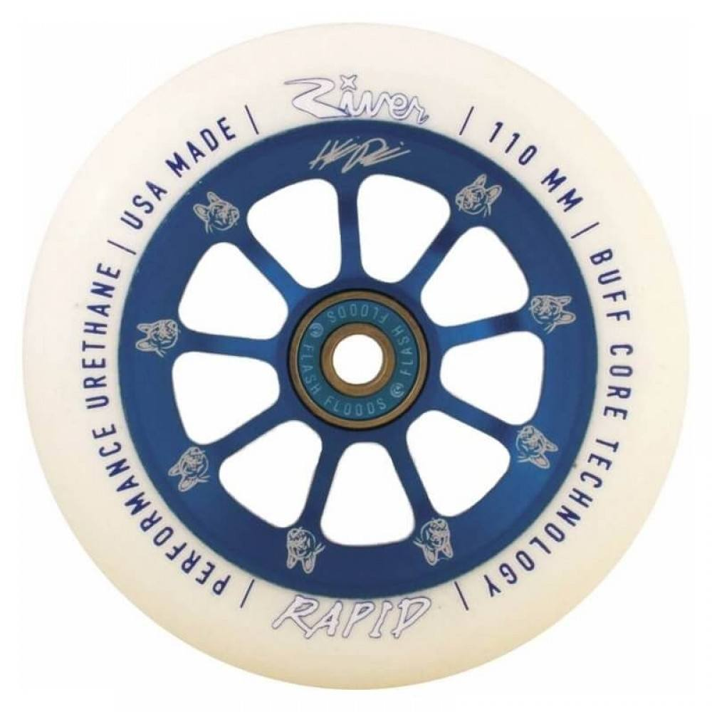 River Pablo Rapid 110 mm scooter wheels