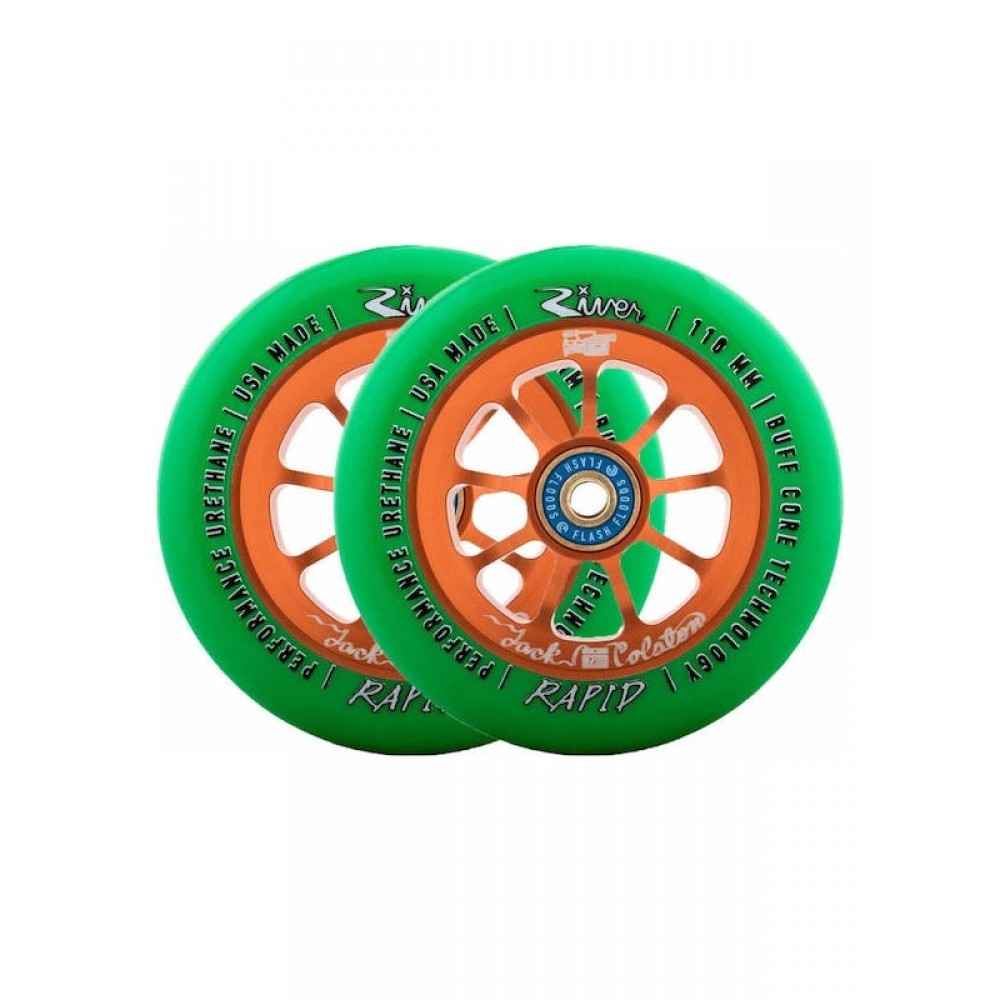 River Head Cleaner Rapid 110 mm wheel