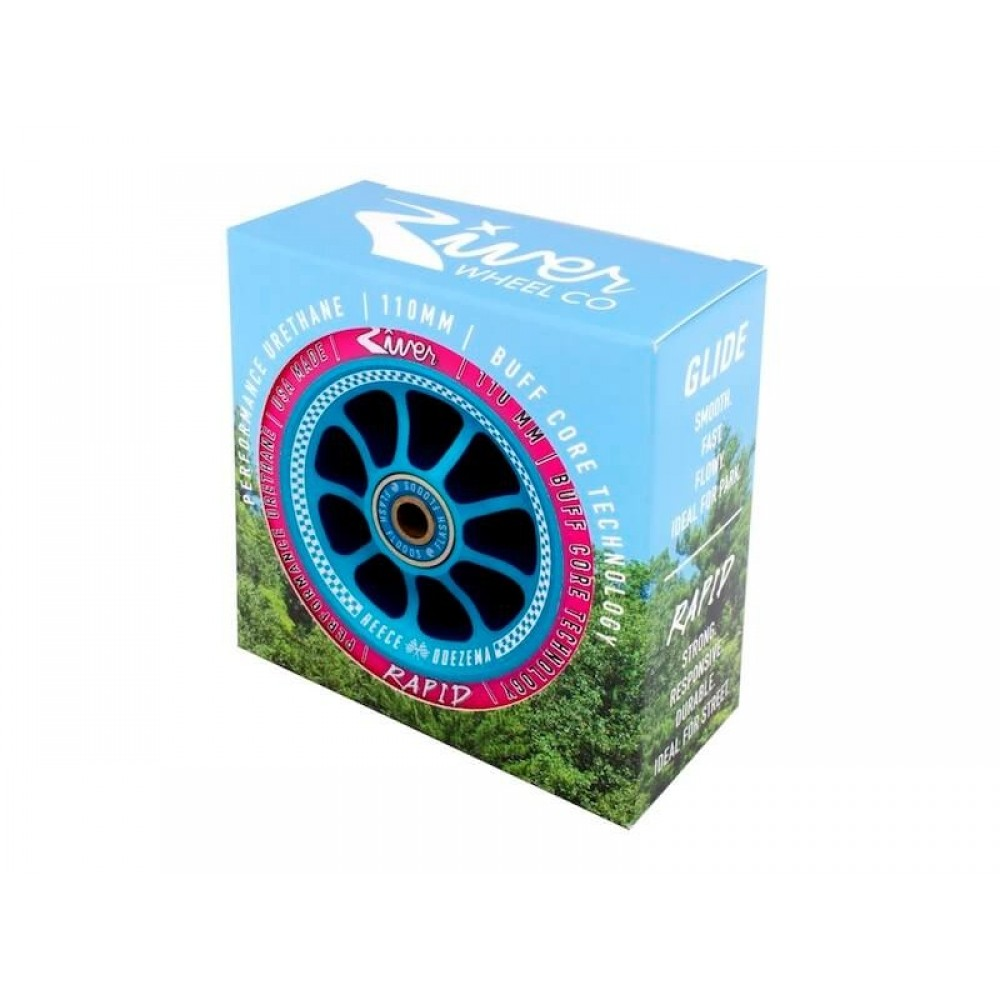 River Checkmate Rapid 110 mm wheel