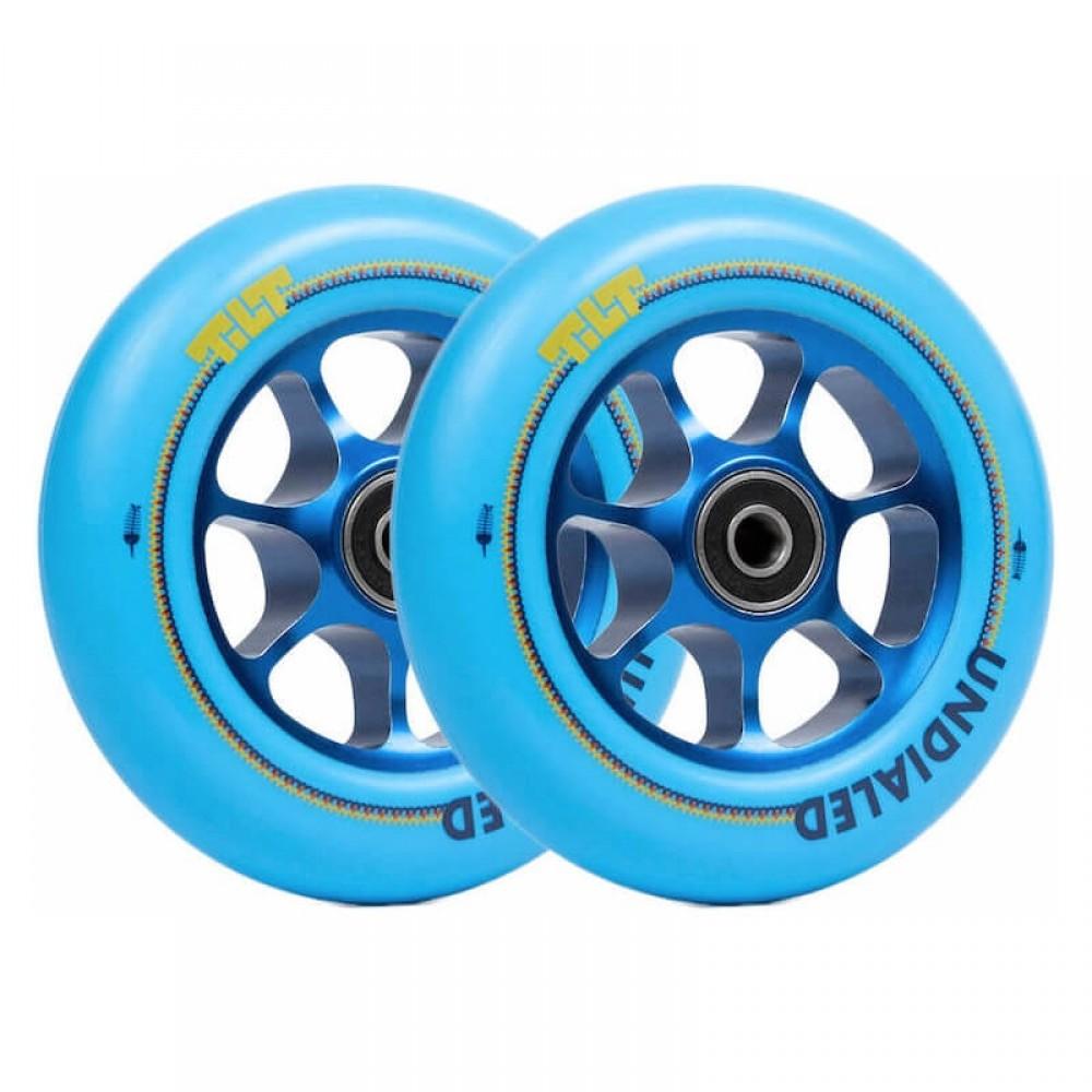 Tilt x Undialed Stage II 110 mm hjul