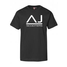 AJ T-shirt stort logo