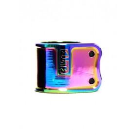 Elite Profile double clamp neochrome