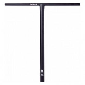 Longway Kronos titanium trick løbehjul bar polished-