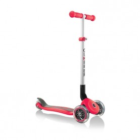 Globber Primo Lights 3-wheel foldable scooter