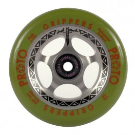 "Proto ""Tracker"" grippers pro scooter wheel (Zack Martin signature)"