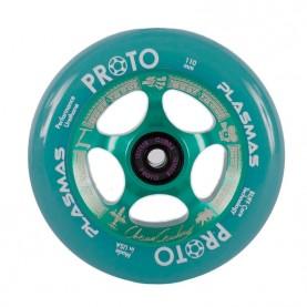 """Proto """"Relic"""" plasma pro scooter wheel (Chema Cardenas signature)"""