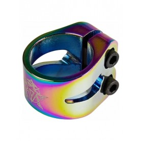 REVOLUTION SUPPLY DOUBLE CLAMP NEOCHROME