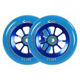 River Sapphire Glide 110 mm wheel