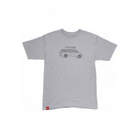 Tilt Long Live the Tilt Van t-shirt grå