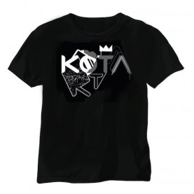 Kota T-shirt sort