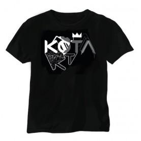 Kota T-shirt sort
