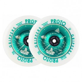 Proto Chema Chocoholic gripper scooter wheels