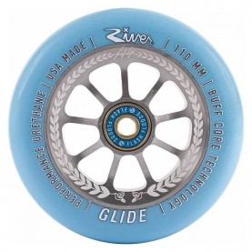 """River """"Serenity"""" glide 110 mm scooter wheels"""