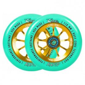 River Nine Lives Rapid 110 mm wheel