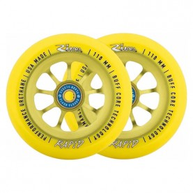 River Sunrise Rapid 110 mm wheel