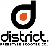 District Freestyle Scooters